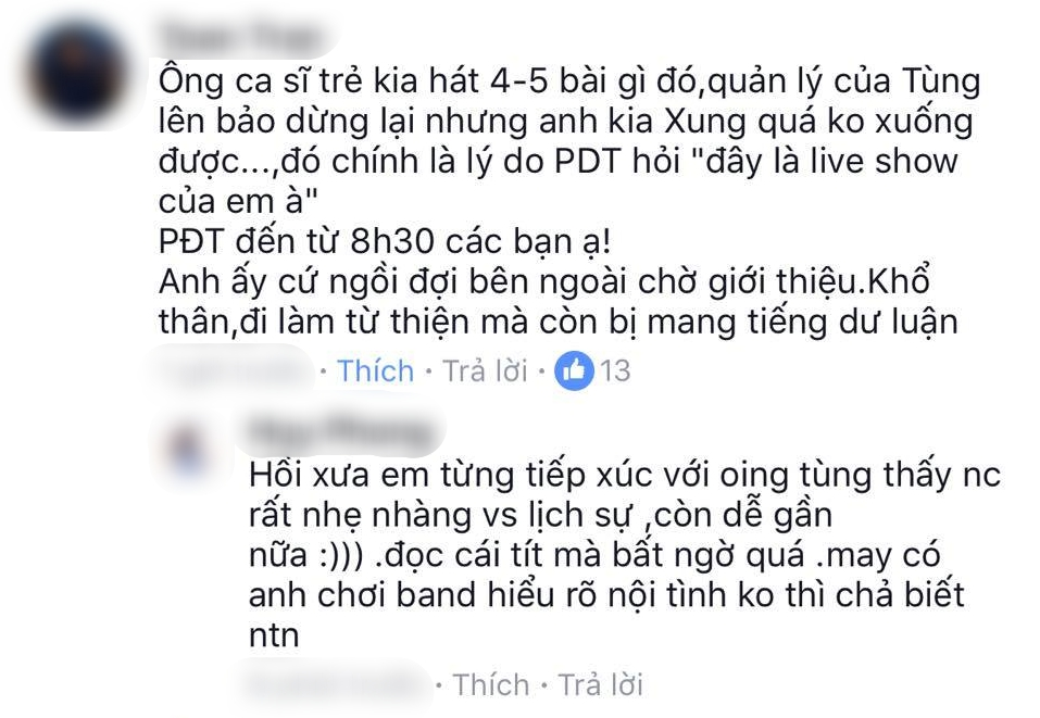 Tiết lộ khác về đoạn clip Phan Đinh Tùng bắt nạt đàn em đang dậy sóng dân mạng - Ảnh 3.