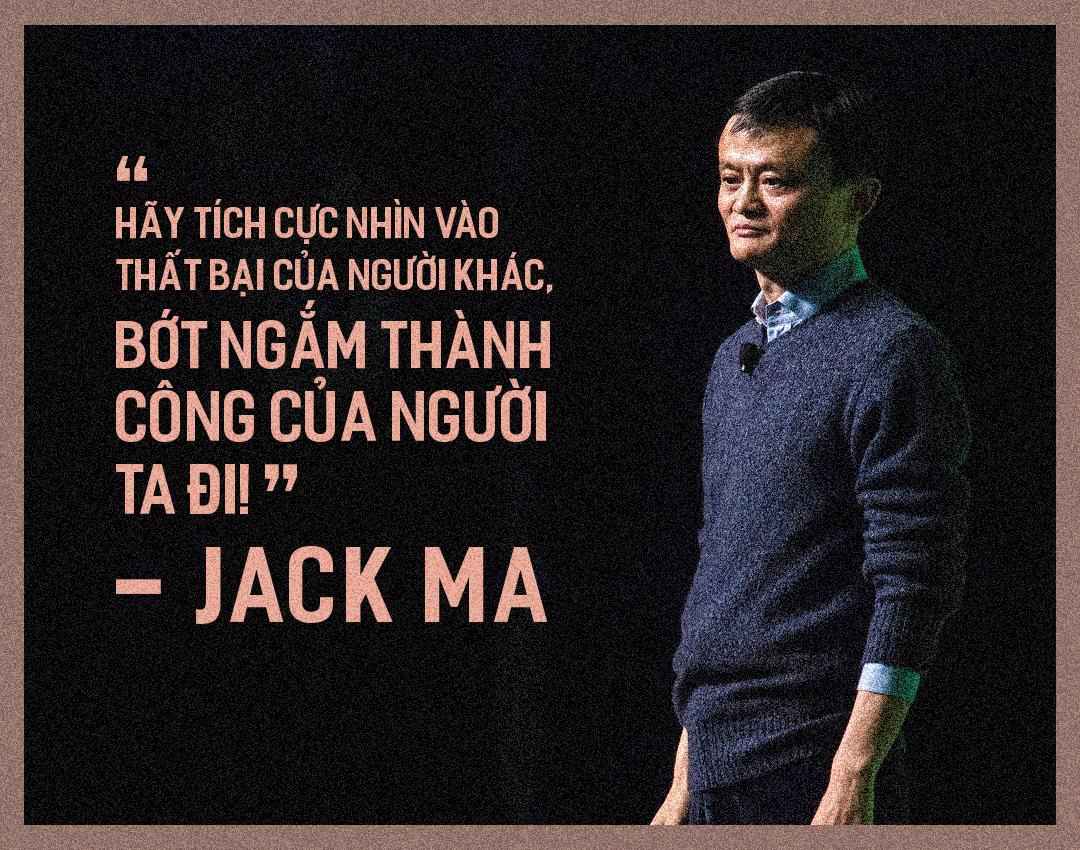 Những thất bại vĩ đại của Jack Ma - ông chủ đế chế Alibaba và cũng