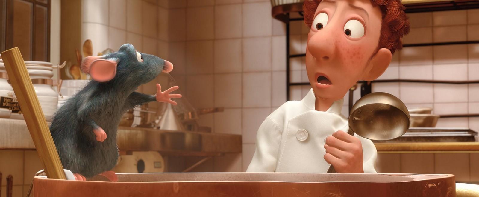 Image result for Chú chuột đầu bếp