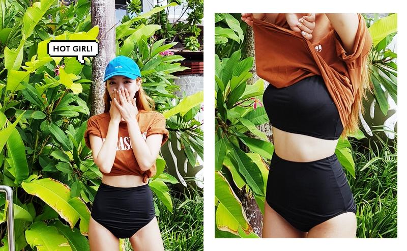 Cẩm nang diện đồ cover-up khi mặc đồ bơi giúp bạn trông thật xinh thật xịn mà không bị phô - Ảnh 1.