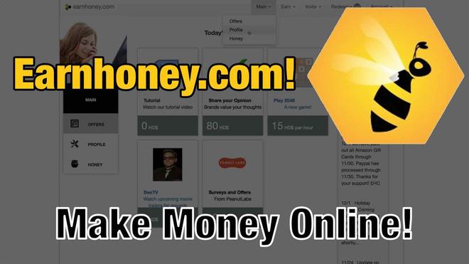Tổng hợp 5 website giúp bạn kiếm tiền tiêu vặt mà hầu như chẳng phải làm gì nhiều - Ảnh 1.
