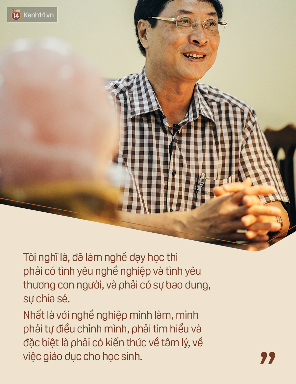 Chỉ còn 1 năm cuối ở Việt Đức nữa thôi, thầy Bình sẽ luôn được học sinh nhớ đến là thầy hiệu trưởng vui vẻ nhất Hà Nội! - Ảnh 6.