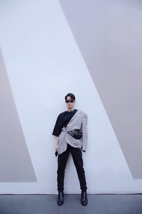 Lần đầu đến Malaysia dự fashion week, Kelbin Lei không ngờ giới trẻ ở đây biết rõ về mình - Ảnh 5.