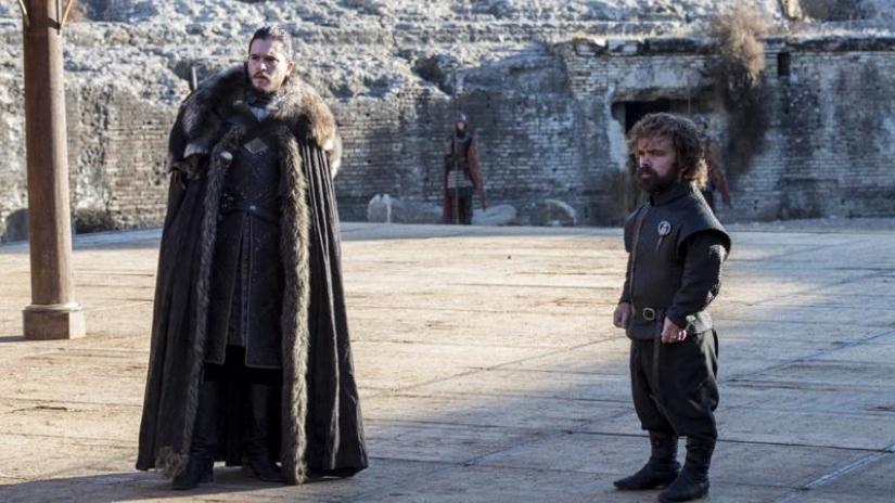 Tập cuối Game of Thrones mùa 7 - Bức Tường sụp đổ - Ảnh 1.