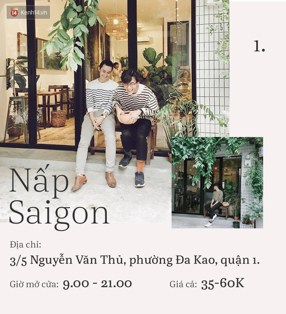 Lại phải update 3 quán cafe mới cực xinh mà giới trẻ Sài Gòn đang thi nhau chụp ảnh check-in - Ảnh 1.