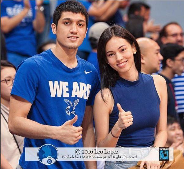 Hot boy bóng rổ chiếm trọn trái tim Hoa hậu Philippines - Ảnh 2.