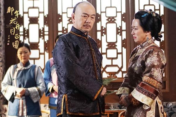 Châu Doanh trở lại vực dậy Ngô gia trong phim Năm ấy hoa nở hoa vừa tròn
