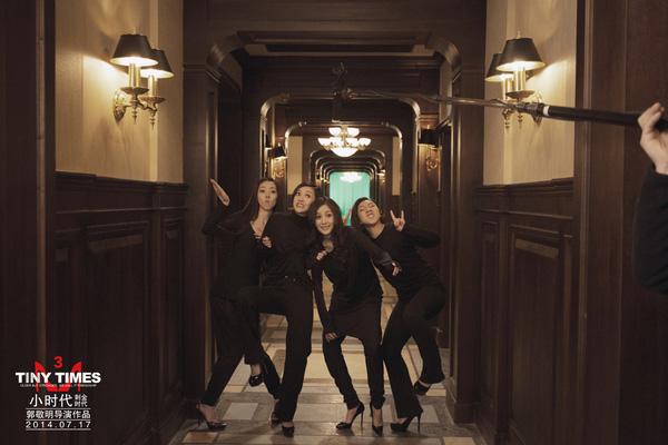 Mang thai vẫn bạt mạng đóng phim, chỉ có thể là 6 nữ diễn viên Hoa Ngữ này! - Ảnh 1.