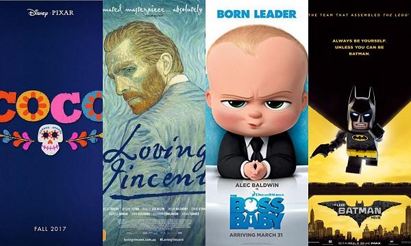 Hạng mục Phim hoạt hình xuất sắc nhất Oscar 2017 vắng mặt các ông lớn - Ảnh 1.