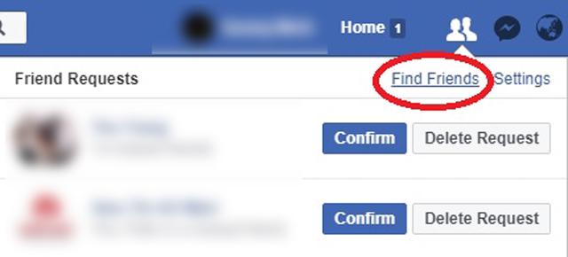 Làm sao để biết ai là người dám cố tình thờ ơ với yêu cầu kết bạn của mình trên Facebook? - Ảnh 2.
