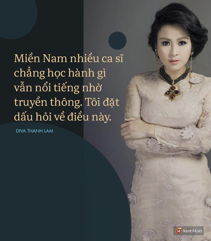 8 phát ngôn trong âm nhạc thẳng như ruột ngựa, chẳng ngại đụng chạm của Diva Thanh Lam - Ảnh 16.