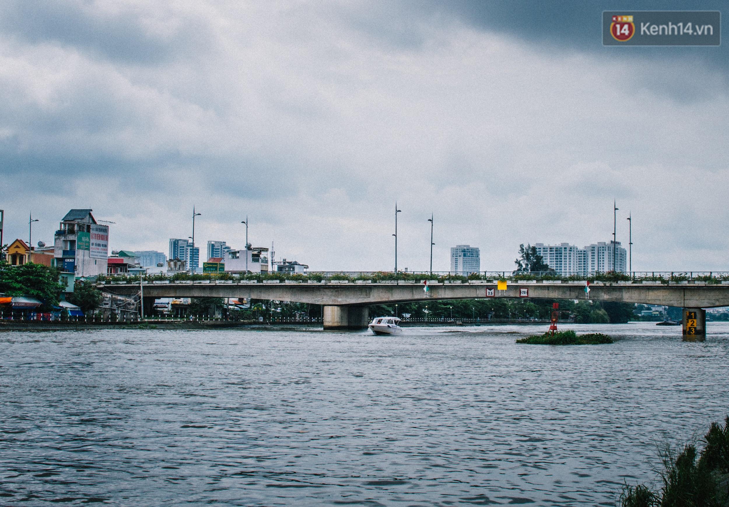 Chùm ảnh: Cuộc sống ở bán đảo Thanh Đa - Một miền nông thôn tách biệt dù chỉ cách trung tâm Sài Gòn vài km - Ảnh 1.