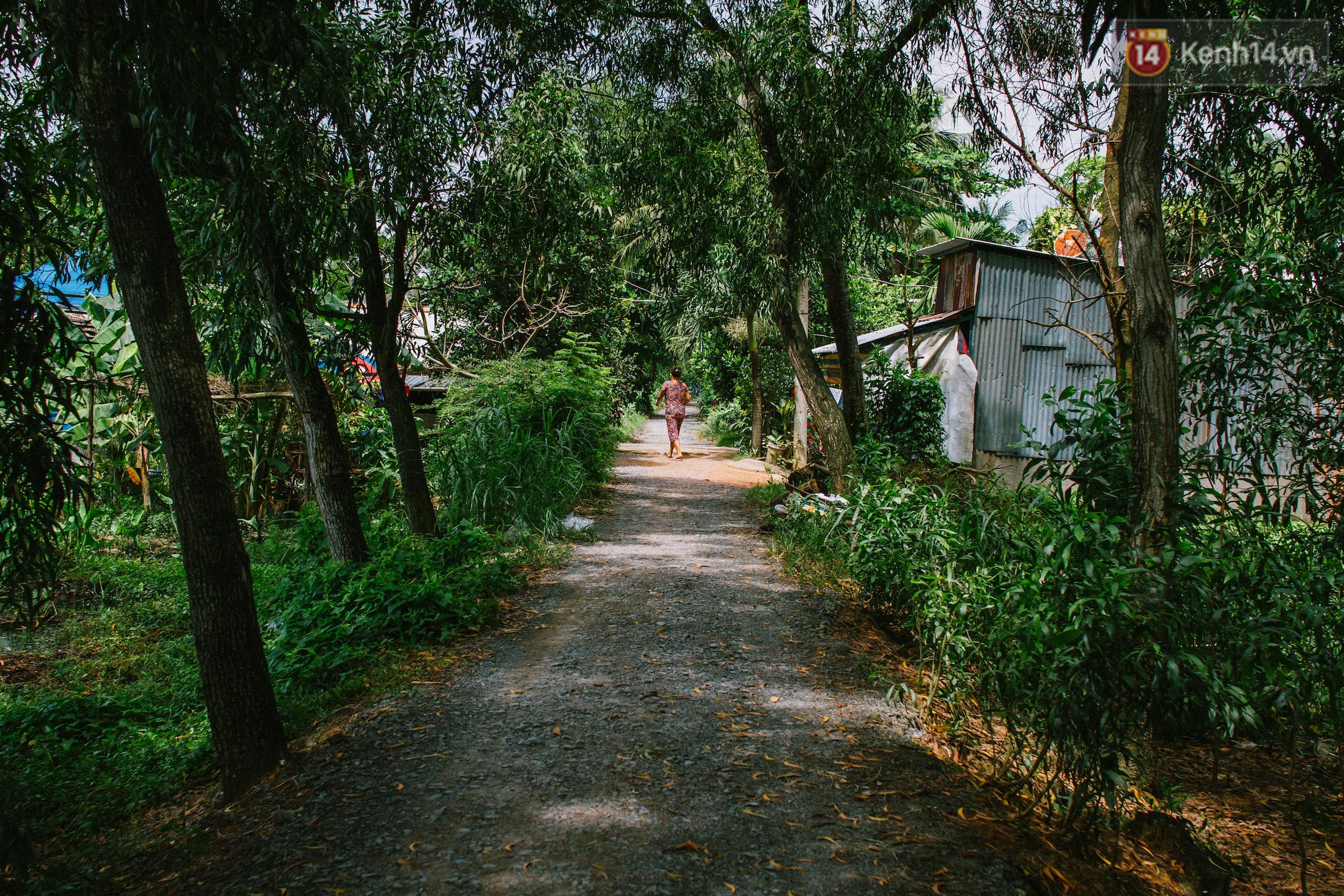 Chùm ảnh: Cuộc sống ở bán đảo Thanh Đa - Một miền nông thôn tách biệt dù chỉ cách trung tâm Sài Gòn vài km - Ảnh 3.