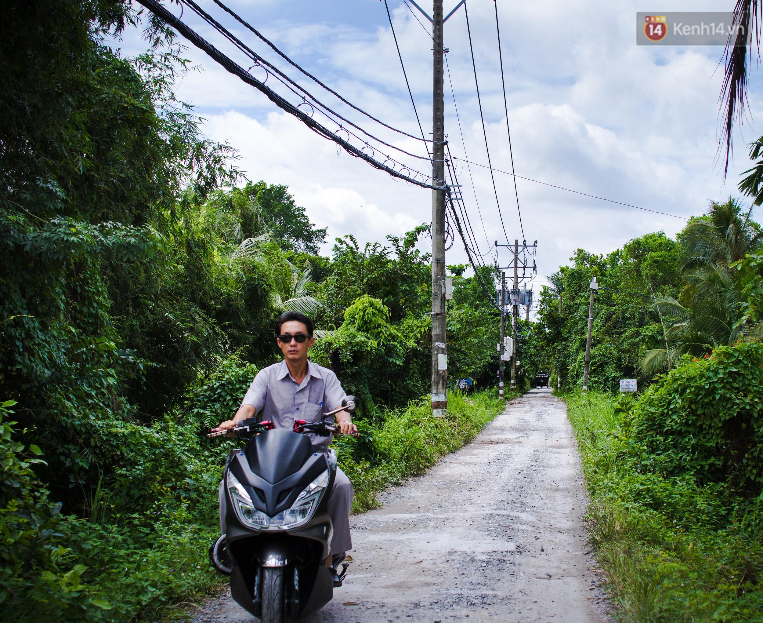Chùm ảnh: Cuộc sống ở bán đảo Thanh Đa - Một miền nông thôn tách biệt dù chỉ cách trung tâm Sài Gòn vài km - Ảnh 7.