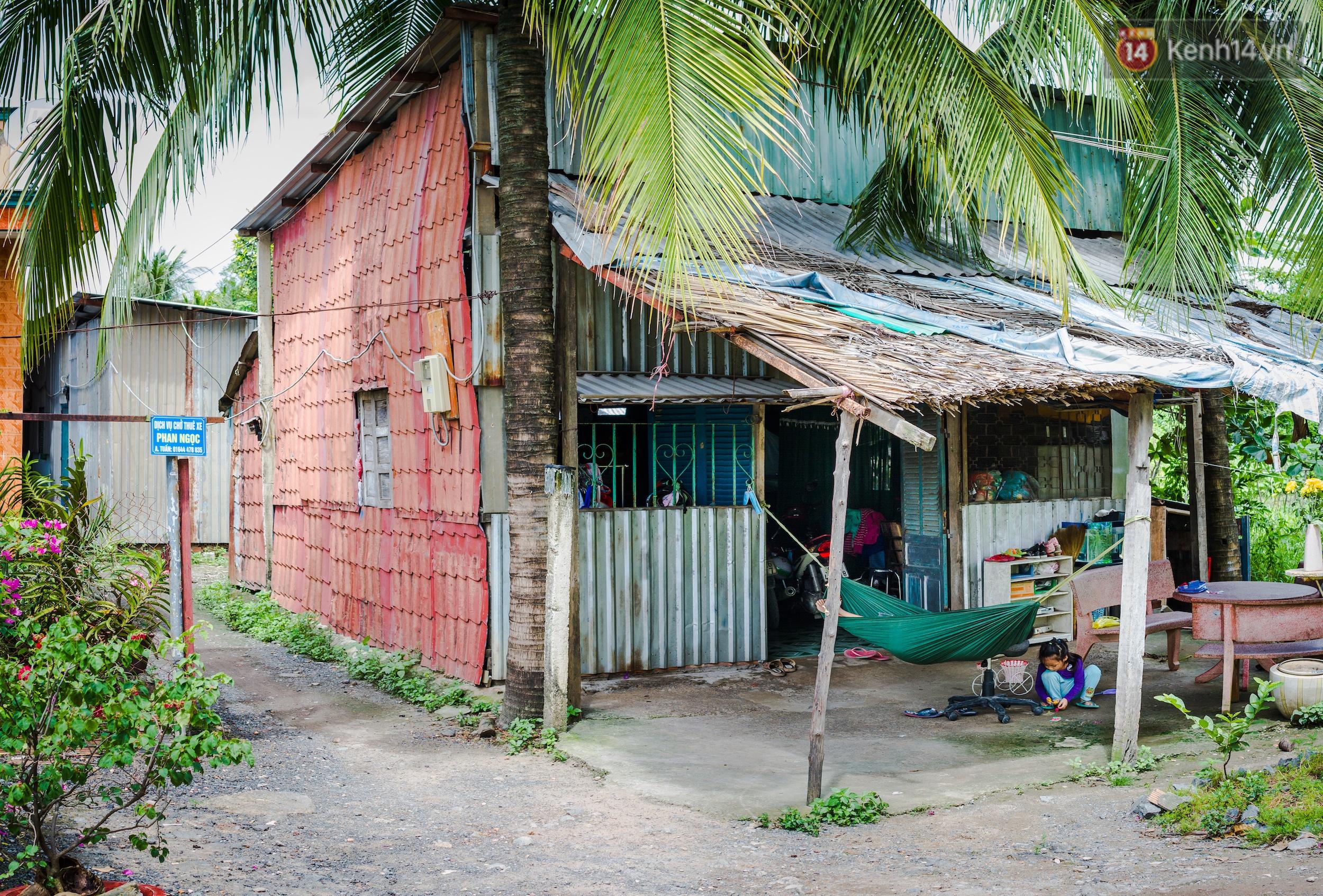 Chùm ảnh: Cuộc sống ở bán đảo Thanh Đa - Một miền nông thôn tách biệt dù chỉ cách trung tâm Sài Gòn vài km - Ảnh 8.