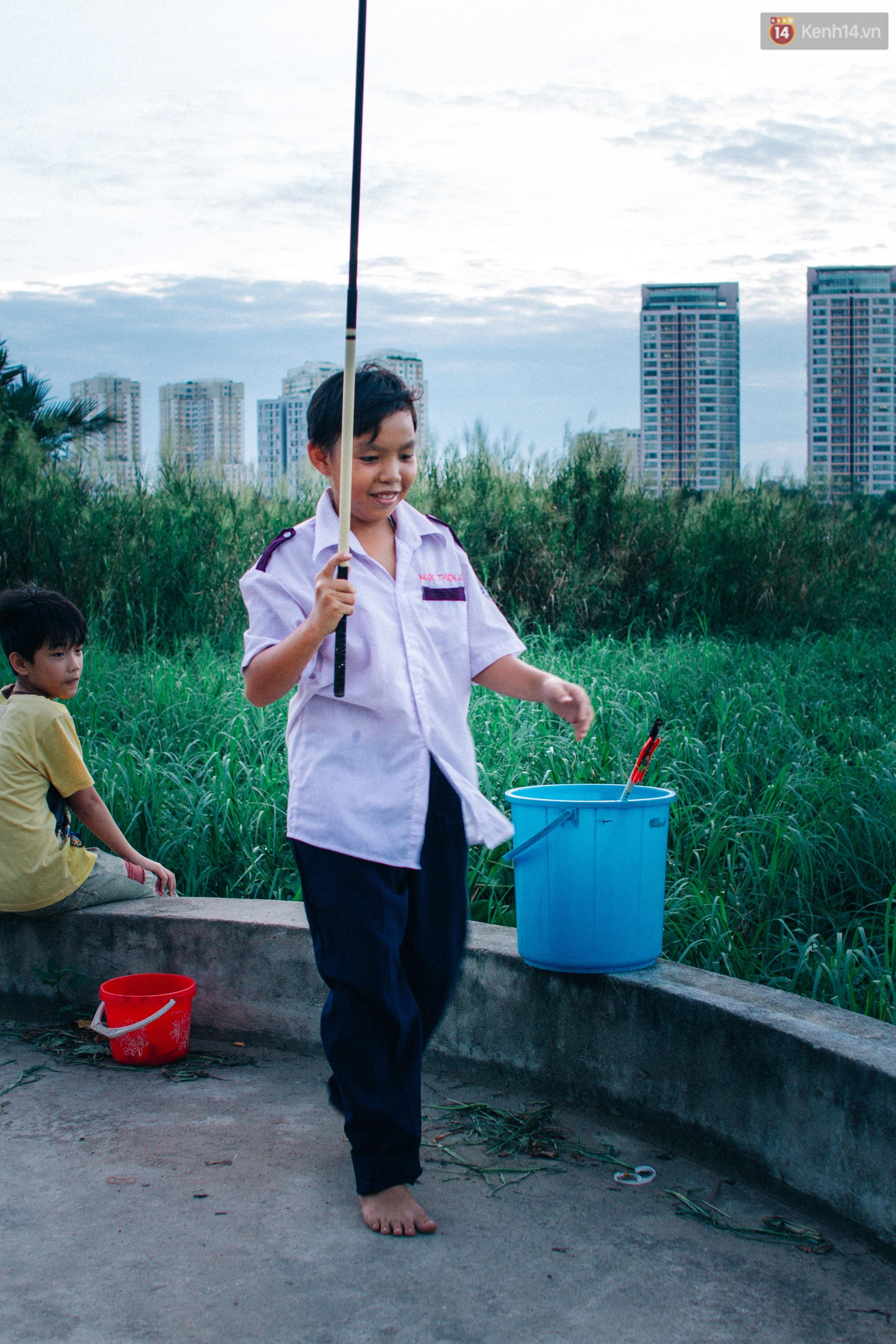 Chùm ảnh: Cuộc sống ở bán đảo Thanh Đa - Một miền nông thôn tách biệt dù chỉ cách trung tâm Sài Gòn vài km - Ảnh 15.