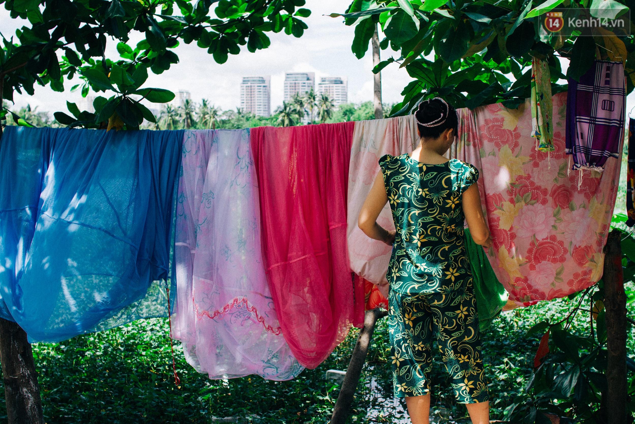 Chùm ảnh: Cuộc sống ở bán đảo Thanh Đa - Một miền nông thôn tách biệt dù chỉ cách trung tâm Sài Gòn vài km - Ảnh 17.