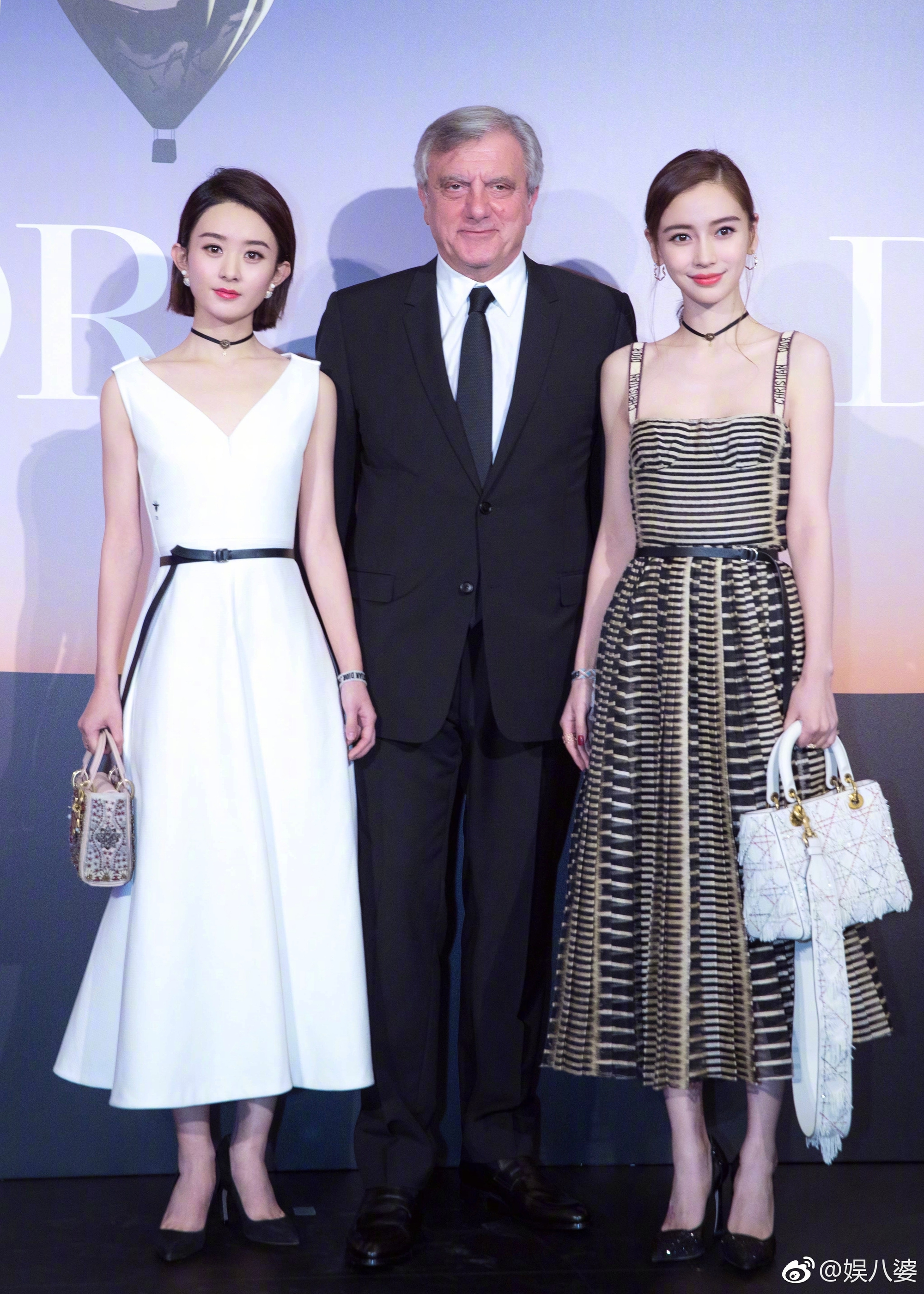 Angela Baby và Triệu Lệ Dĩnh: Cùng là đại sứ Dior, cùng bị ném đá khi mới nhậm chức, nhưng ai hơn ai? - Ảnh 1.