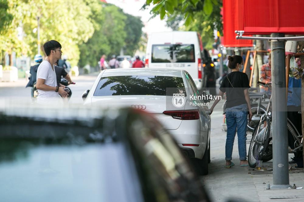 Midu tiếp tục bị bắt gặp tình tứ với bạn thân của Phan Thành trên phố - Ảnh 5.
