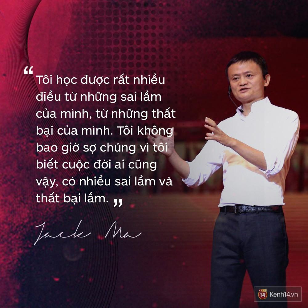 Loạt phát ngôn đầy cảm hứng tỷ phú Jack Ma vừa gửi đến các bạn trẻ Việt Nam - Ảnh 2.