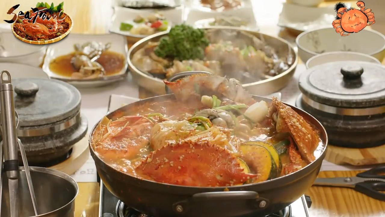 Chiêm ngưỡng món cua biển được ví như viên ngọc quý ở phía Tây Hàn Quốc - Ảnh 1.