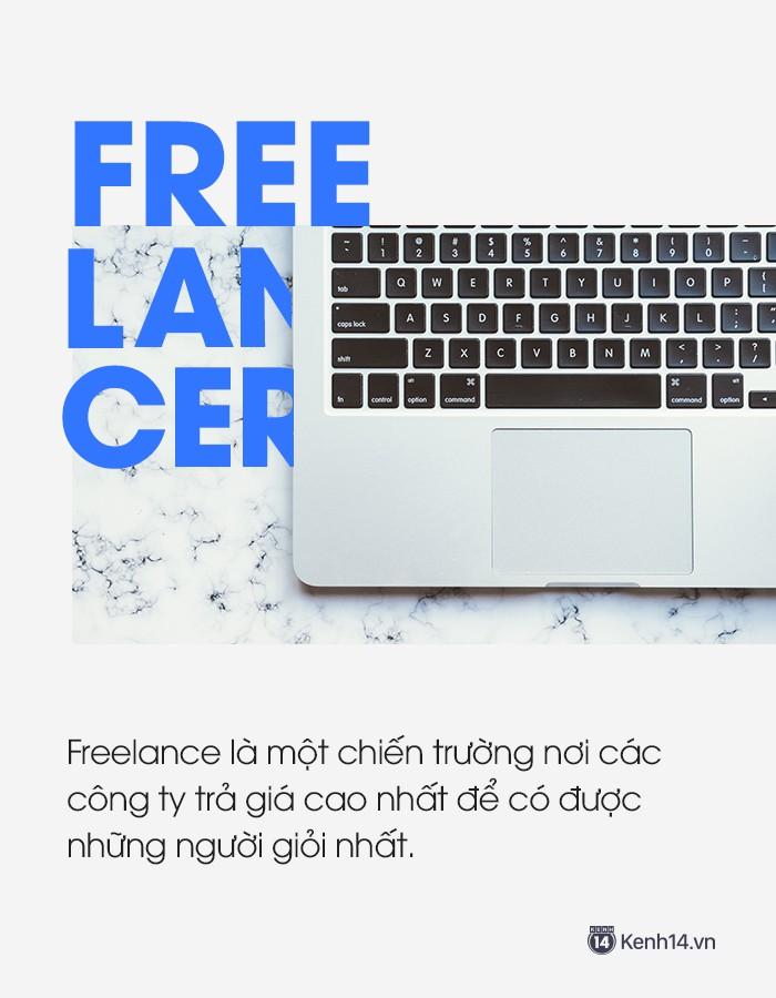 Làm sao để sống với nghề Freelance? - Ảnh 1.