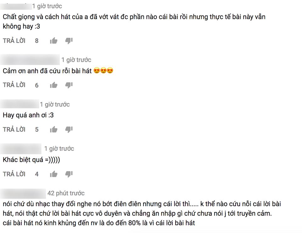 Cover Từ hôm nay của Chi Pu, Trung Quân Idol được fan cảm ơn vì đã cứu bài hát - Ảnh 2.