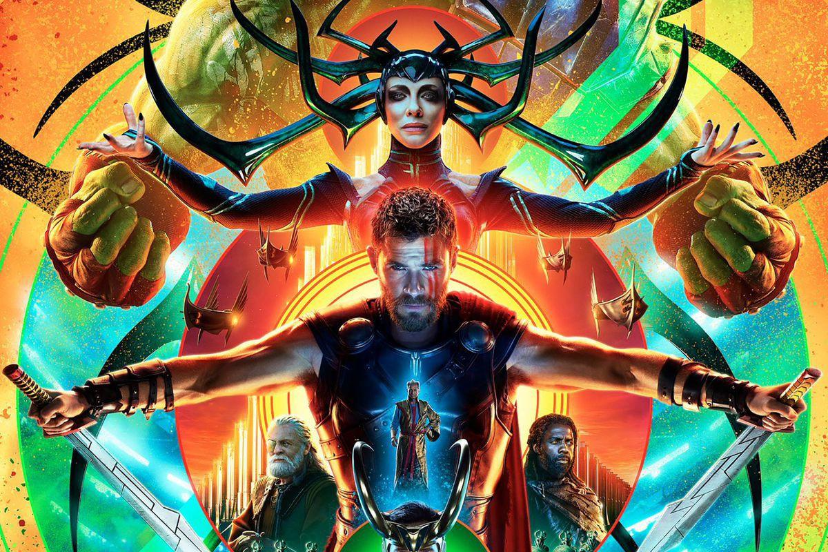 Thor: Ragnarok tiếp tục dẫn đầu phòng vé cuối tuần - Ảnh 2.