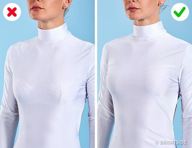 10 quy tắc mặc đồ lót chuẩn không cần chỉnh mà bất kỳ phụ nữ nào cũng nên biết - Ảnh 1.