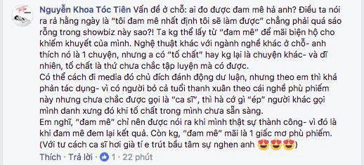 Loạt phát ngôn không kiêng nể của sao Việt từ sau khi Chi Pu tuyên bố hãy gọi tôi là ca sĩ - Ảnh 4.