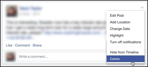 Facebook đã bỏ chức năng xóa status, hãy nghĩ kỹ trước khi thả thính! - Ảnh 1.