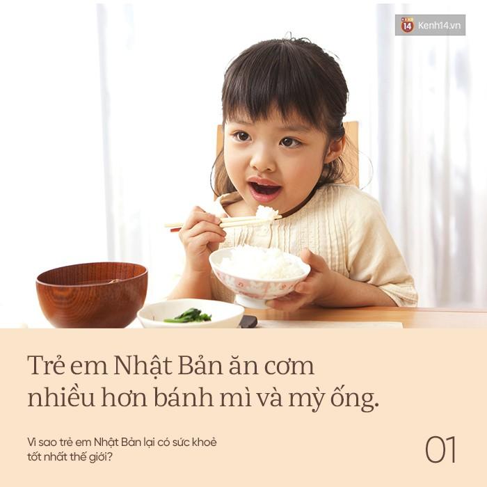 Vì sao trẻ em Nhật Bản lại có sức khỏe tốt hàng đầu thế giới? - Ảnh 1.