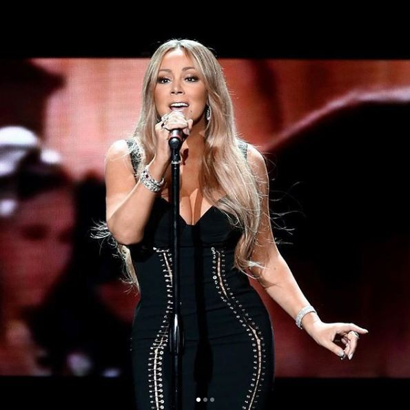 Giảm 11 kg nhờ phẫu thuật, Mariah Carey lấy lại vóc dáng không khác thời hoàng kim nhan sắc - Ảnh 5.