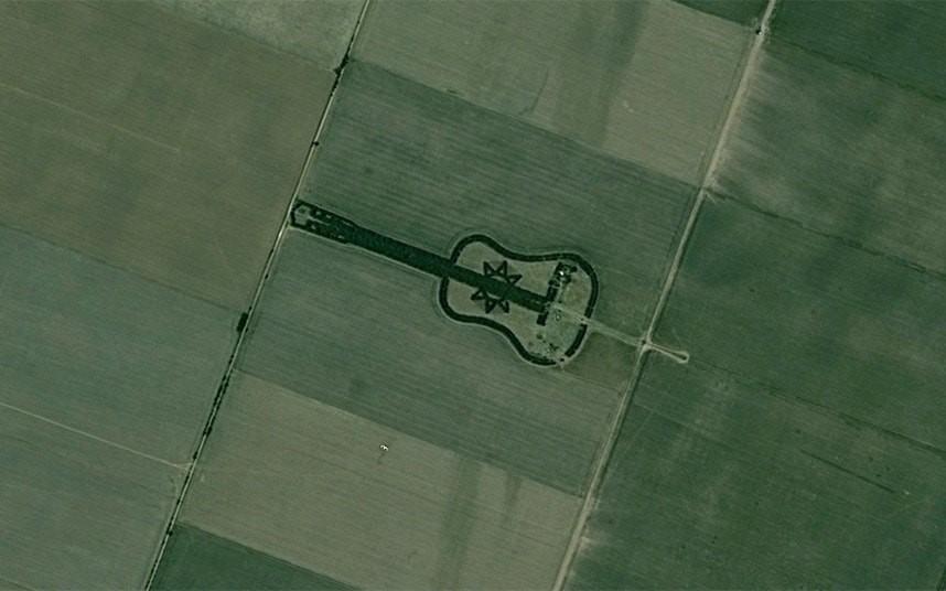 Xem 10 bức ảnh vệ tinh này mới thấy Trái Đất vừa đẹp mà cũng kỳ dị đến nhường nào - Ảnh 7.