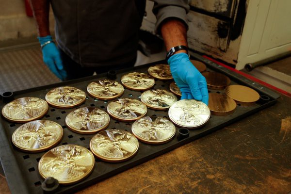 Bí mật đằng sau xưởng đúc tiền xu 1.150 năm tuổi tại Pháp, nơi sản xuất tiền cho nhiều nước trên thế giới - Ảnh 2.