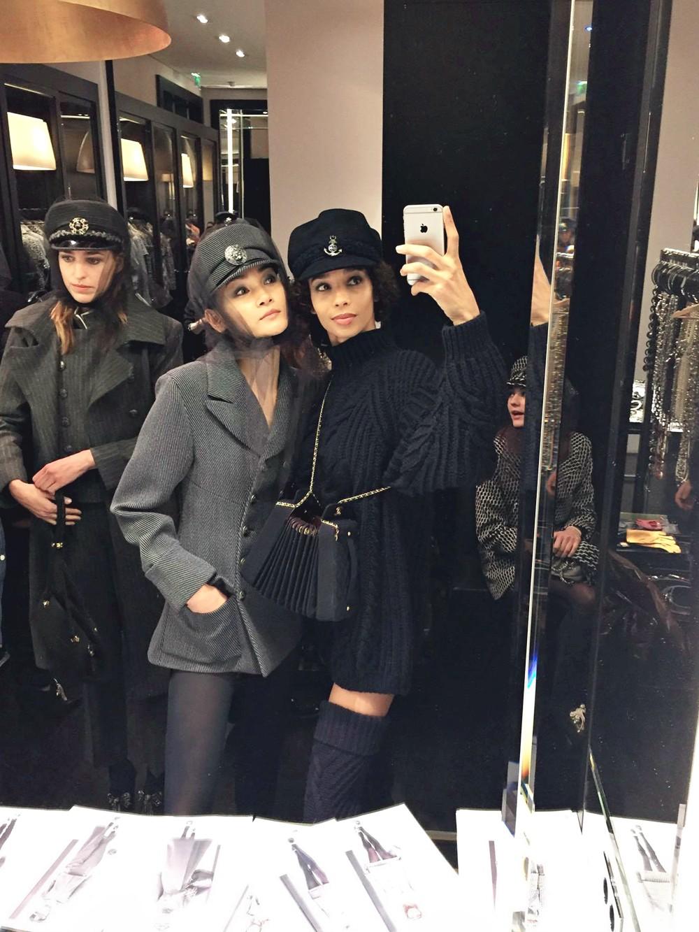 Diễn từ show Chanel đến làm mẫu cho Lancome, Thùy Trang ắt là người mẫu oách nhất năm nay! - Ảnh 2.