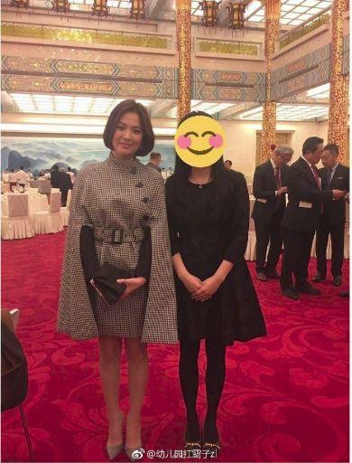 Cưới Song Joong Ki, Song Hye Kyo ngày càng đẹp mặn mà, sang chảnh đúng chuẩn nữ thần