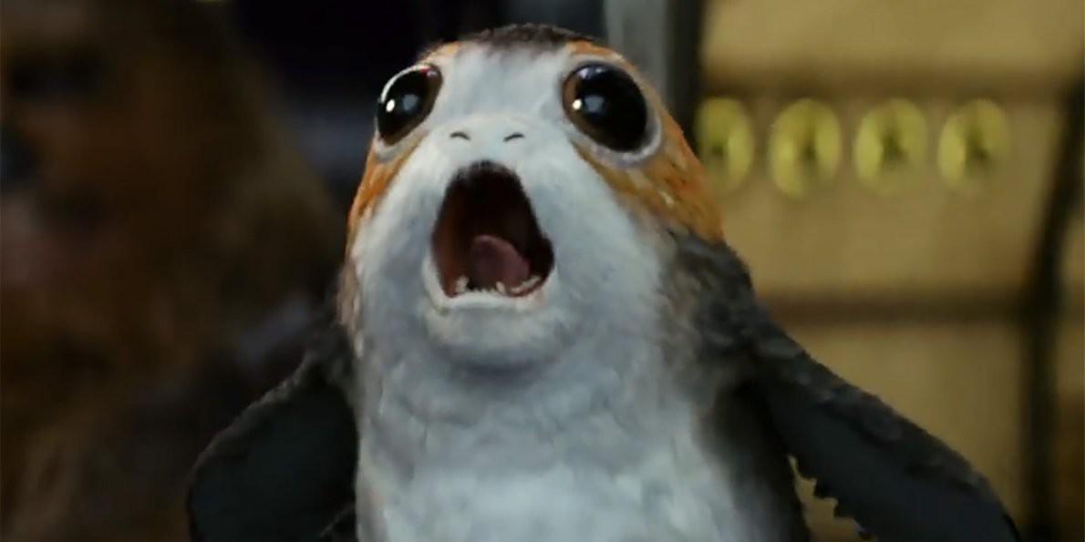 Lo mà giữ chặt ví tiền, vì linh vật đáng yêu lạc lối Porgs của 'Star Wars: The Last Jedi' sẽ đốn tim bạn!