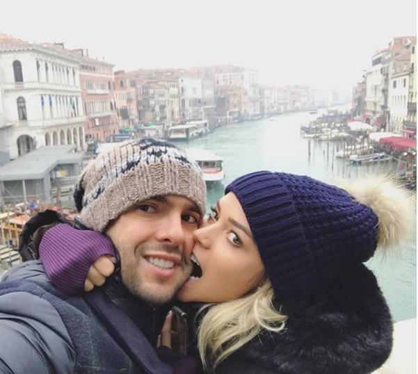 Những khoảnh khắc đẹp hút hồn của Kaka và vợ sắp cưới Carolina Dias - Ảnh 3.