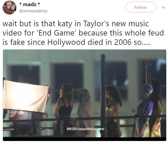 Katy Perry và Taylor Swift cuối cùng đã làm hòa, thậm chí góp mặt trong MV mới của nhau? - Ảnh 2.