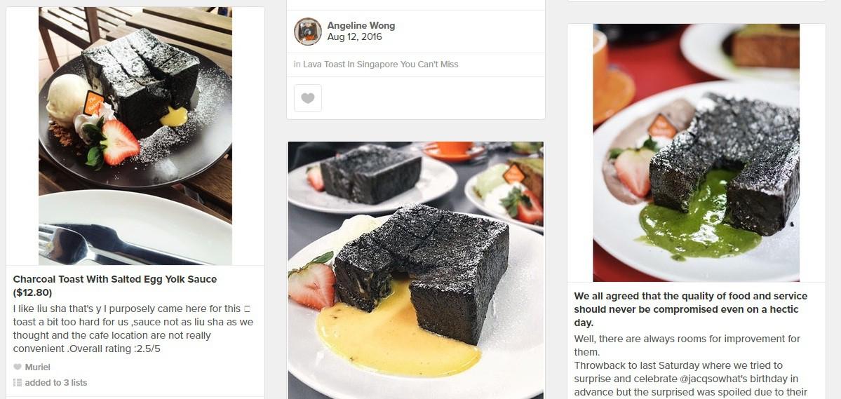 Có gì đặc biệt trong món bánh Lava Toast từng nổi đình nổi đám trên Instagram ở Singapore - Ảnh 1.