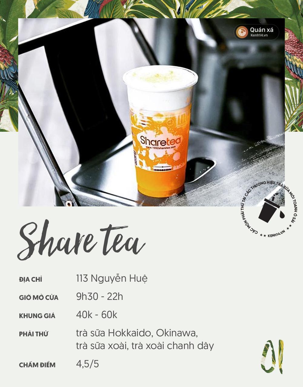Sài Gòn: Cẩm nang gọi món để bạn không sợ lạc lối khi ghé thăm các thương hiệu trà sữa mới mở - Ảnh 1.