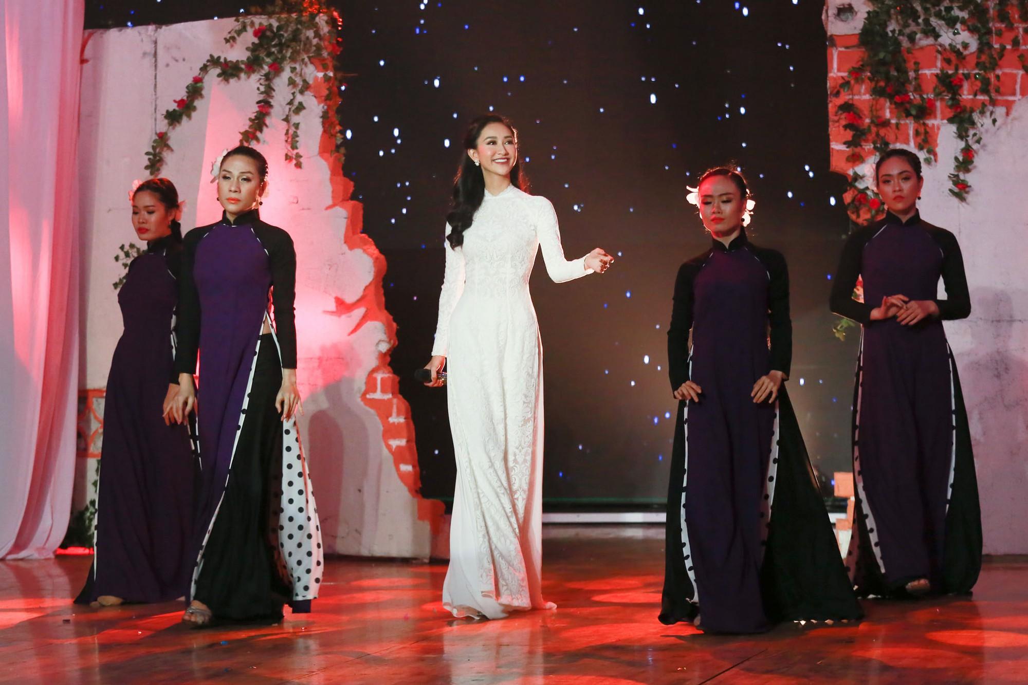 Trở về từ Miss Earth, Hà Thu xuất sắc lên ngôi Quán quân Tình Bolero - Ảnh 5.
