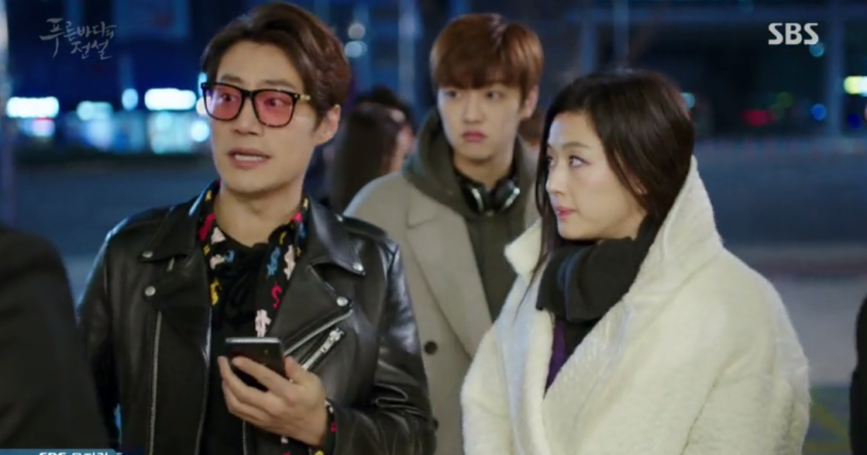 Huyền Thoại Biển Xanh: Đây là tiên cá Jeon Ji Hyun trong lần đầu đi quẩy! - Ảnh 3.