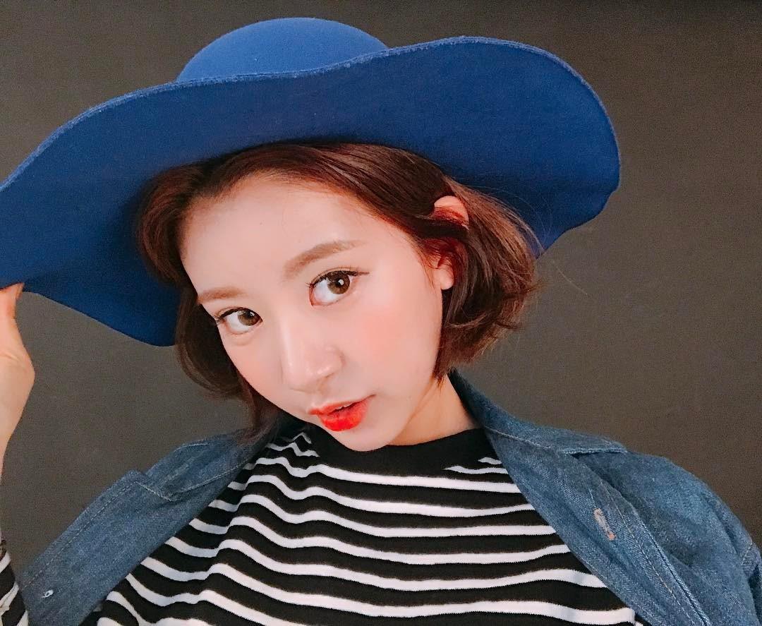 Makeup với màu đào - Xu hướng làm đẹp hot số 1 đang khiến con gái Hàn mê tít - Ảnh 10.