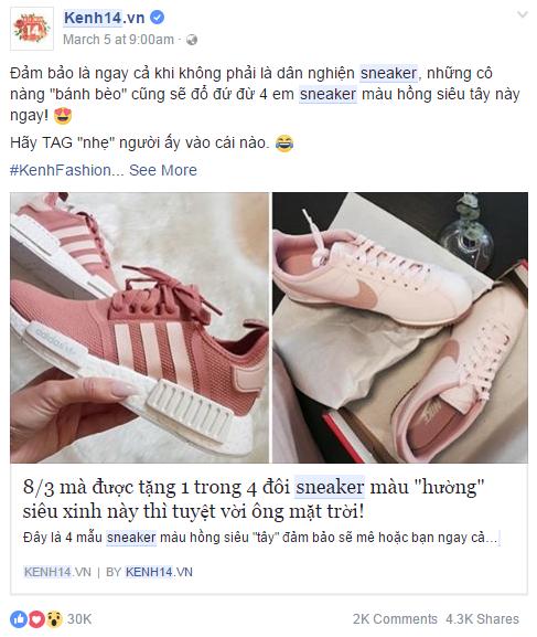 Không phải sneaker đen hay trắng, sneaker màu bánh bèo mới là boss trong lòng con gái Việt thời gian này - Ảnh 7.