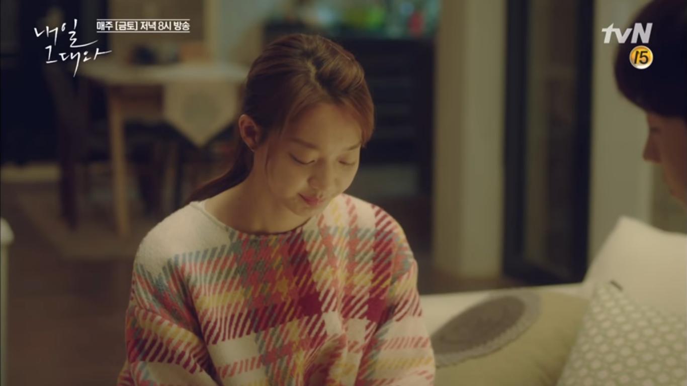 """""""Tomorrow With You"""": Thót tim vì Shin Min Ah tự """"chui đầu vào rọ"""" - Ảnh 7."""