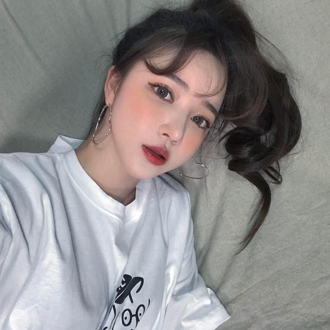 Con gái từ Hàn sang Việt cứ đập cả mặt với tiêm má tròn căng, lẽ nào xu hướng mặt phù sắp tiếm ngôi mặt V-line? - Ảnh 10.