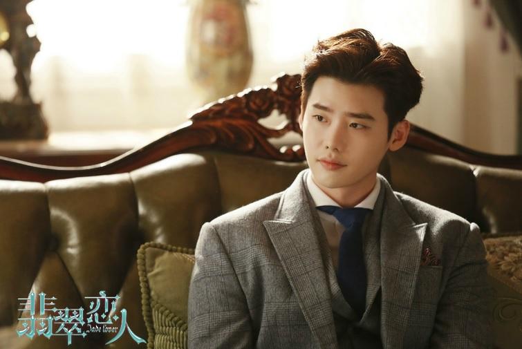 """Nín thở chờ đợi """"Người Tình Phỉ Thuý"""" của Lee Jong Suk lên sóng trong năm nay! - Ảnh 9."""