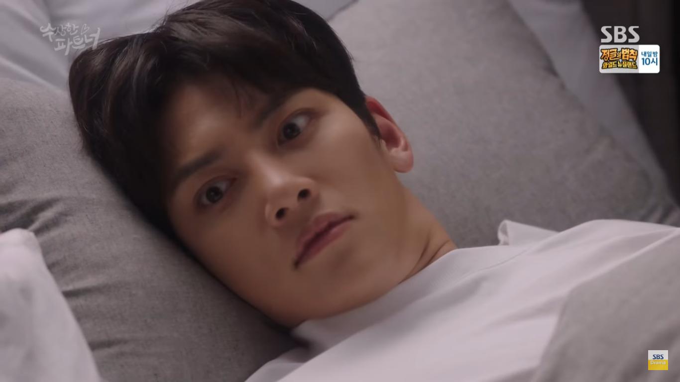 """""""Đối Tác Đáng Ngờ"""": Ji Chang Wook hốt hoảng tưởng mình đã bị """"bóc tem""""! - Ảnh 12."""
